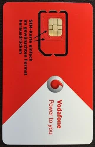 gratis vodafone karte bestellen